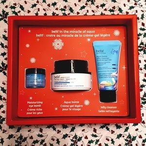SALE 2 LEFT ✅ belif Aqua Bomb Skincare Set